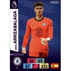 Kepa Arrizabalaga Chelsea 65