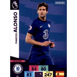 Marcos Alonso Chelsea 66