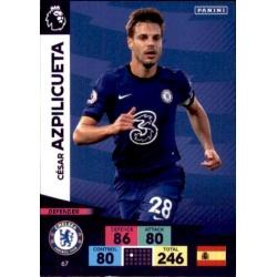 César Azpilicueta Chelsea 67