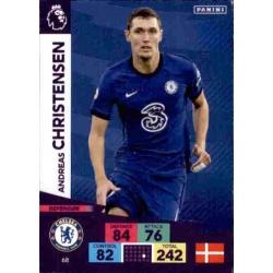 Andreas Christensen Chelsea 68