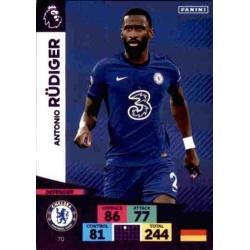 Antonio Rudiger Chelsea 70
