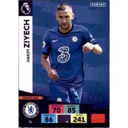Hakim Ziyech Chelsea 76
