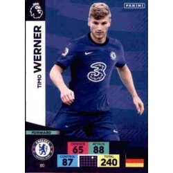 Timo Werner Chelsea 80