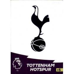 Club Badge Tottenham Hotspur 82