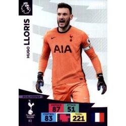 Hugo Lloris Tottenham Hotspur 83