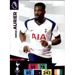 Serge Aurier Tottenham Hotspur 85