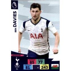 Ben Davies Tottenham Hotspur 86