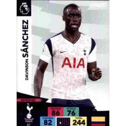 Davinson Sanchez Tottenham Hotspur 87