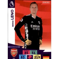 Bernd Leno Arsenal 101