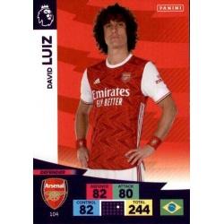 David Luiz Arsenal 104