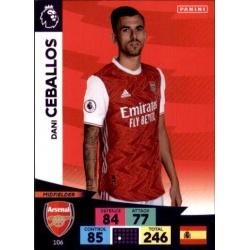 Dani Ceballos Arsenal 106
