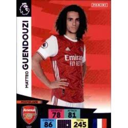 Matteo Guendouzi Arsenal 107