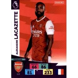 Alexandre Lacazette Arsenal 113