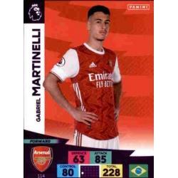 Gabriel Martinelli Arsenal 114