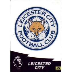 Club Badge Leicester City 118
