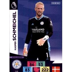 Kasper Schmeichel Leicester City 119