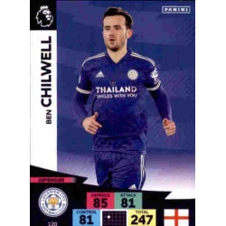 Ben Chilwell Leicester City 120