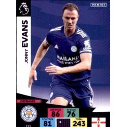 Jonny Evans Leicester City 121
