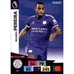 Ricardo Pereira Leicester City 123