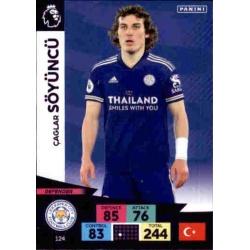 Caglar Soÿunco Leicester City 124
