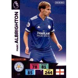 Marc Albrighton Leicester City 125