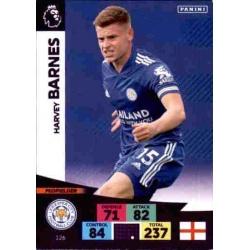 Harvey Barnes Leicester City 126