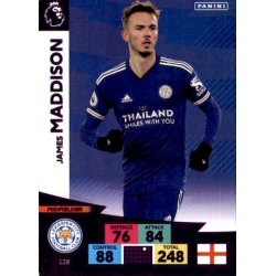 James Maddison Leicester City 128