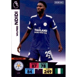 Wilfred Ndidi Leicester City 129