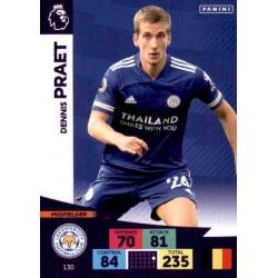 Dennis Praet Leicester City 130