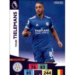 Youri Tielemans Leicester City 131