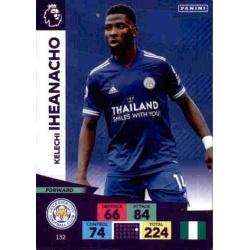 Kelechi Iheanacho Leicester City 132