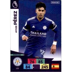 Ayoze Pérez Leicester City 133