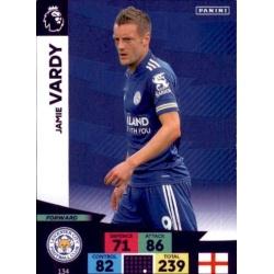 Jamie Vardy Leicester City 134