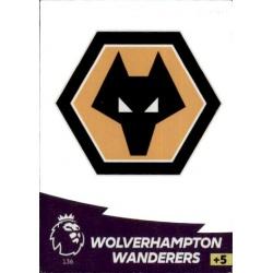 Club Badge Wolverhampton Wanderers 136