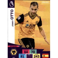 Jonny Otto Wolverhampton Wanderers 141