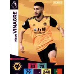 Rubén Vinagre Wolverhampton Wanderers 142