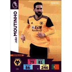 Joao Moutinho Wolverhampton Wanderers 146