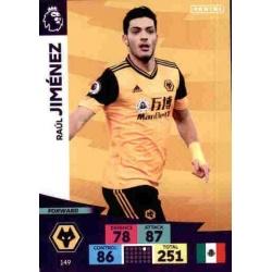 Raúl Jiménez Wolverhampton Wanderers 149