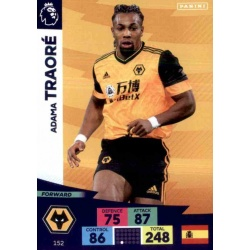 Adama Traore Wolverhampton Wanderers 152