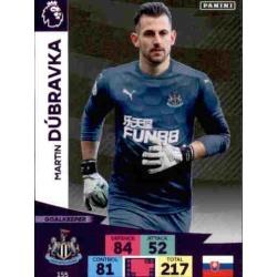 Martin Dúbravka Newcastle United 155