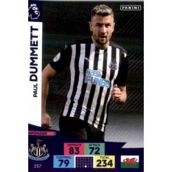 Paul Dummett Newcastle United 157