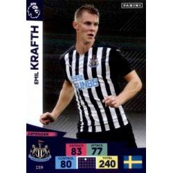 Emil Krafth Newcastle United 159