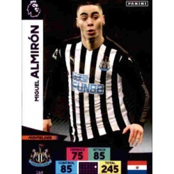 Miguel Almiron Newcastle United 164