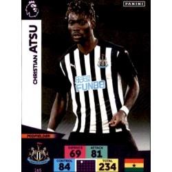 Christian Atsu Newcastle United 165