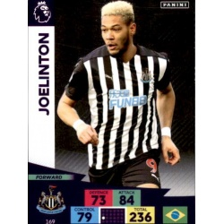 Joelinton Newcastle United 169