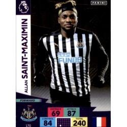 Allan Saint-Maximin Newcastle United 170
