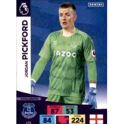 Jordan Pickford Everton 173