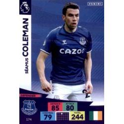 Seamus Coleman Everton 174