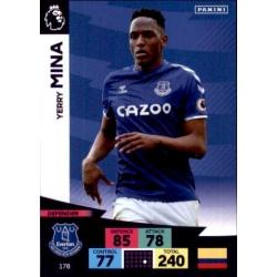 Yerry Mina Everton 178