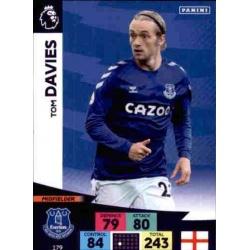 Tom Davies Everton 179
